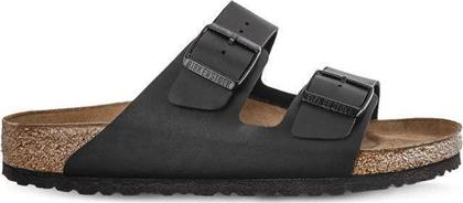 Birkenstock Arizona Birko-Flor 051791 Regular Fit Black από το Spartoo