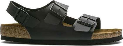 Birkenstock Milano Birko-Flor Regular Fit 0034791 Black από το MyShoe