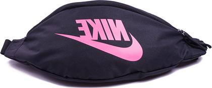 Nike Sportswear Heritage Hip-Pack Bag Black από το Cosmos Sport