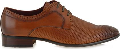 RENATO GARINI EVENING K515W2272532 - ΤΑΜΠΑ ΔΕΡΜΑ K515W2272532-TAN TUMBLED COW LEATHER από το Tsakiris Mallas