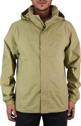 The North Face Resolve 2 Jacket Beige από το Notos
