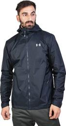 Under Armour Forefront Rain Black από το Z-mall