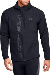 Under Armour Qualifier Outrun The Storm Black από το Z-mall